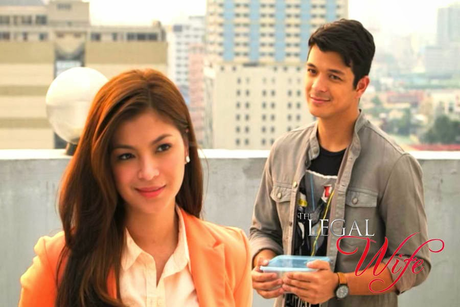 The Legal Wife stars Angel Locsin and Jericho Rosales