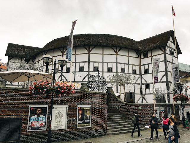 シェイクスピアズ・グローブ(Shakespeare's Globe)