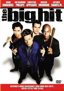 The Big Hit (1998) Hindi Dual Audio Movie 115Mb hevc BRRip