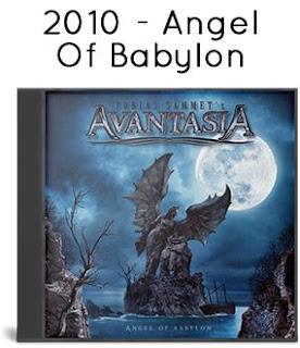 2010 - Angel Of Babylon