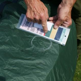 Hur man lagar tält och annan utrustning