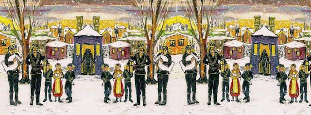 Χριστουγεννιάτικη εκδήλωση πραγματοποιεί η Ένωση Ποντίων Δροσιάς
