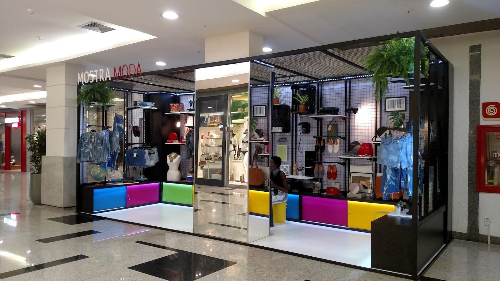 0fdda6594c7b6 Mostra Moda  loja com conceito coletivo traz novas experiências de ...