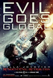 Watch Resident Evil: Retribution Online Free 2012 Putlocker