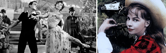 Filmes ambientados em Paris: Sinfonia de Paris e Gigi