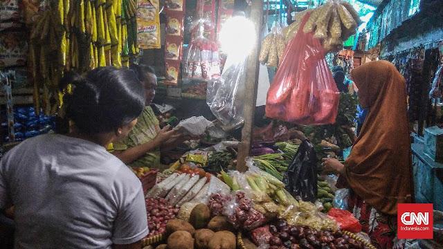 Uji Belanja Rp50 Ribu per Hari, Wartawan CNN Malah Pulang Jalan Kaki
