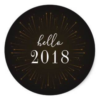 2018 - here we go!