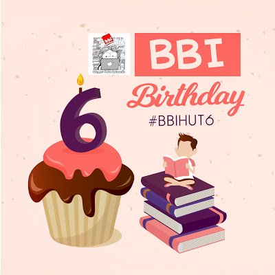 #BBIHUT6 : Penulis Baru Yang Bukunya Saya Baca Tahun Ini