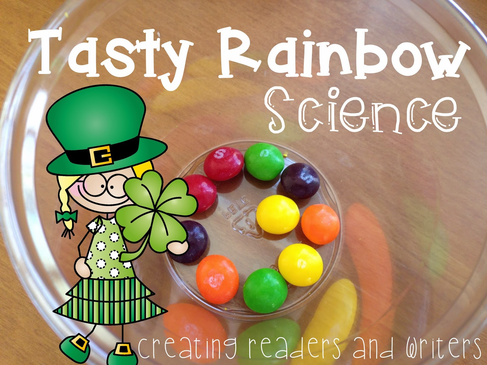 Creating Readers And Writers St Patrick S Day Science
