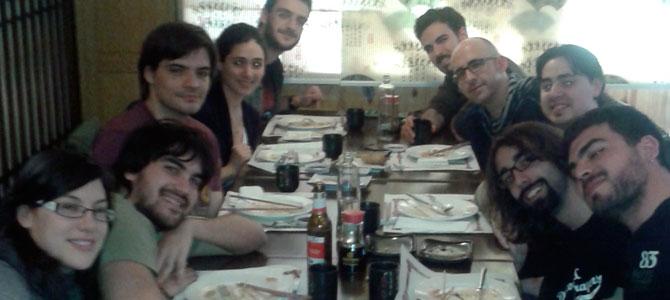 ARS 20 Aniversario Sushi