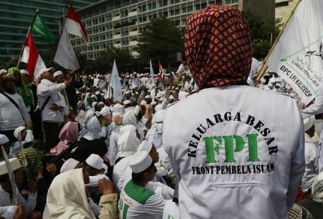 Soal Dukungan di Pilpres, FPI Tunggu Komando Habib Rizieq