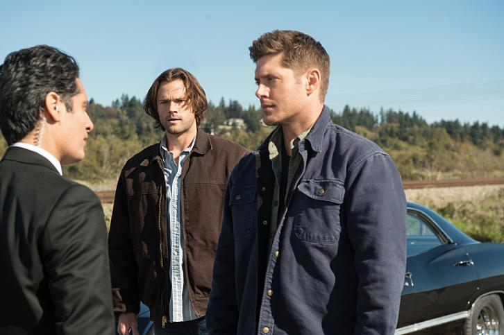 Supernatural - Episode 12.08 - Lotus - Promo, Promotional Photos & Press Release