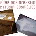 Recebidos Dresslink e Frosini Cosméticos