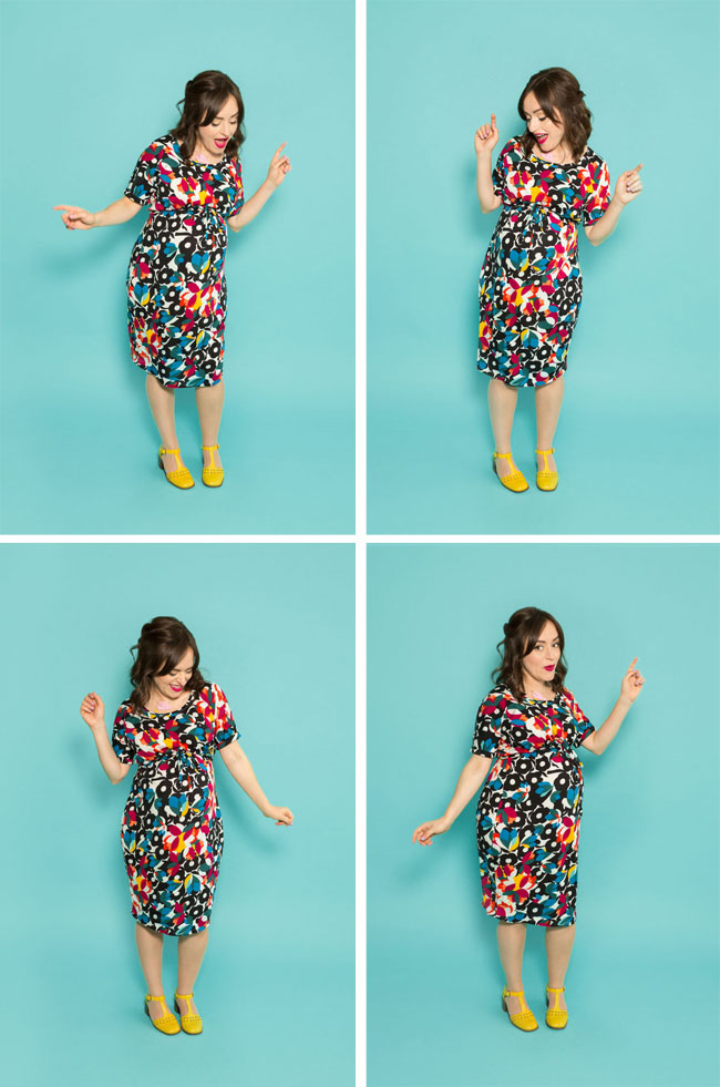 Outtakes from our maternity photo shoot! - Tilly and the Buttons