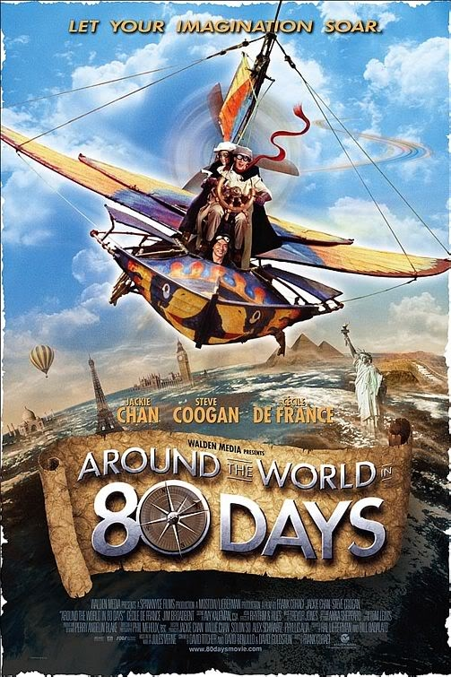 80 Ngày Vòng Quanh Thế Giới - Around the World in 80 Days (2004)