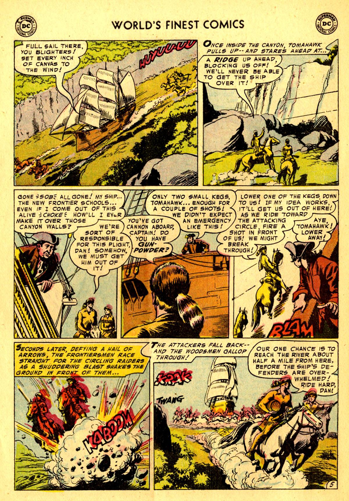 Read online World's Finest Comics comic -  Issue #76 - 32