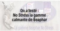 On a testé No Stress la gamme calmante de Beaphar