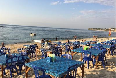 Pesona Pantai Bingin Bali