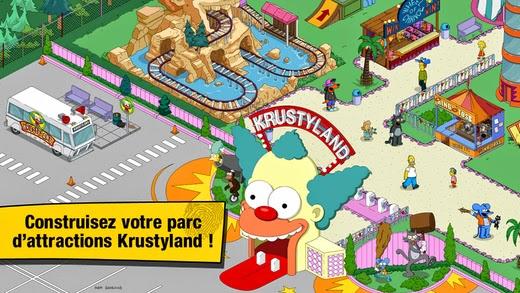 Les Simpson Springfield Astuce