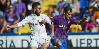 مشاهدة مباراة ريال مدريد وليفانتي بث مباشر اليوم 3.2.2018 Levante vs Real Madrid الدوري الاسباني
