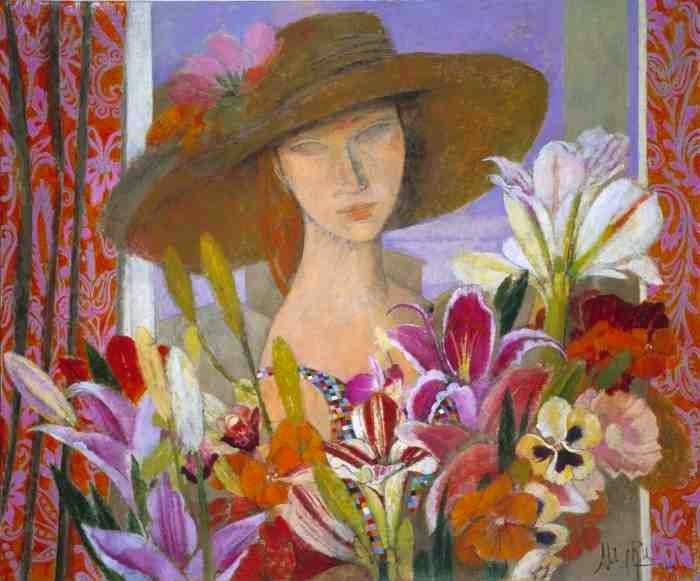 Испанский художник. Alfredo Roldan