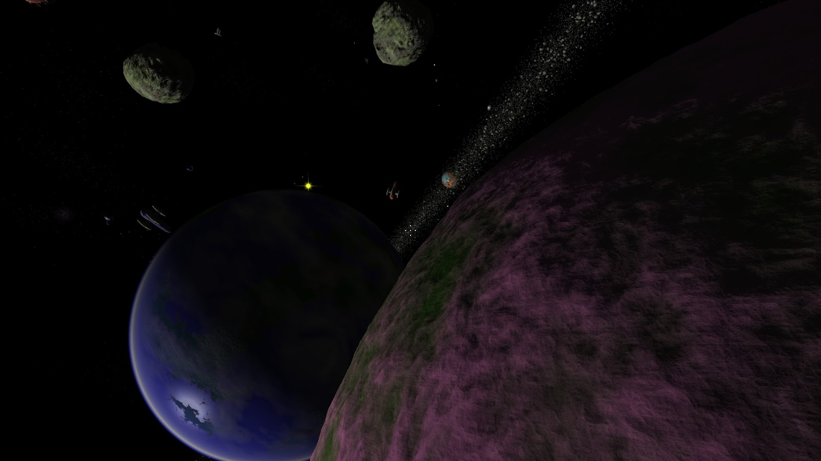 2883 view of planets from space - photo #27