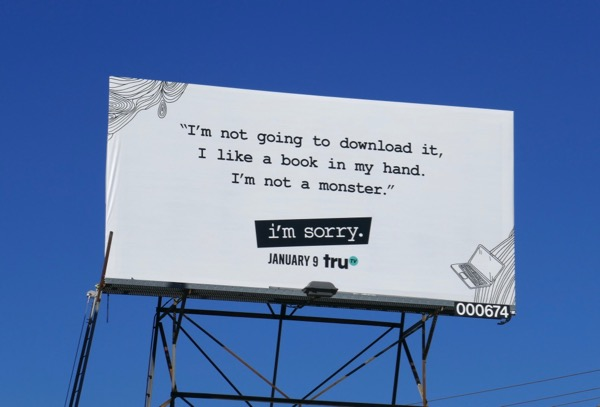 Im Sorry season 2 billboard