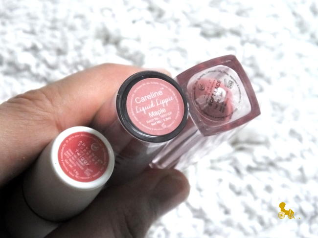 careline ever bilena review swatches 5