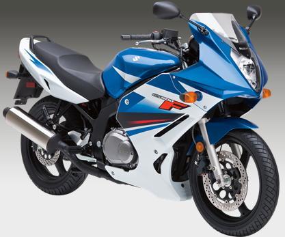 2009 Suzuki Gs500f Motorcycles And Ninja 250