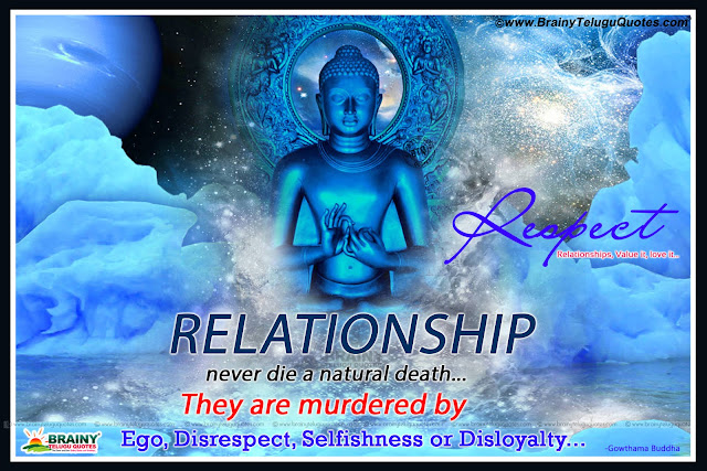 gowthama buddha quotes on relationship, Value Quotes in english by gowthama buddha
