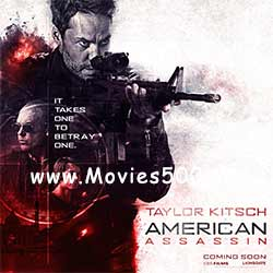 American Assassin 2017 Hollywood 300MB WEB DL 480p at movies500.me