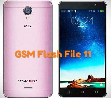 Symphony V96 HW2 Care Flash File LCD FIxed Firmware by (GSM