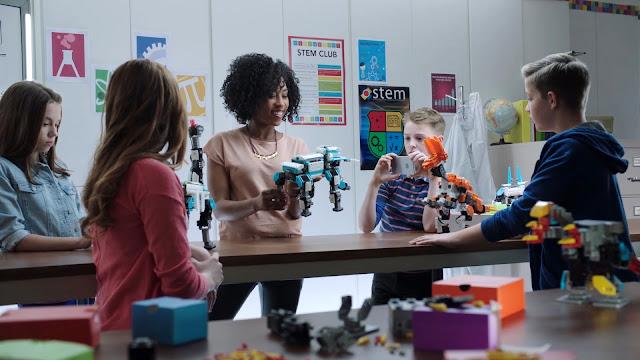 Inspire Enquiring Minds With Jimu Robots @Gammatek #STEM #UBTECH