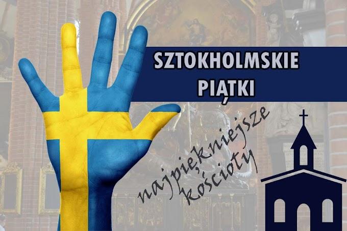 Sztokholmskie piątki: najpiękniejsze kościoły