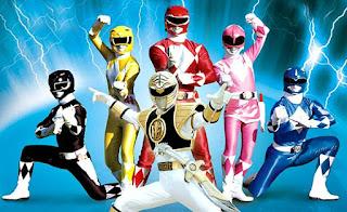 Power Ranger (EP 01-02)
