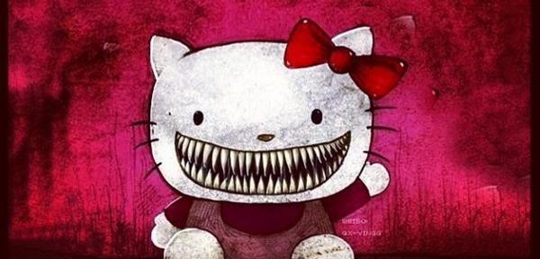 """Hello Kitty"" Artinya ""Halo Iblis""? ini Cerita Misteri ..."