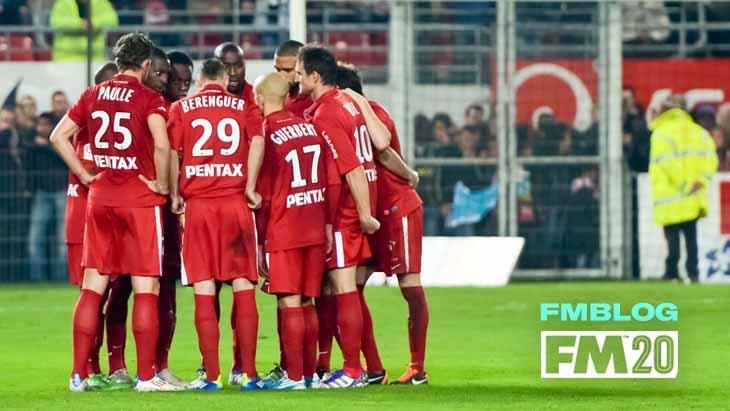Ligue 1 – FCO Dijon