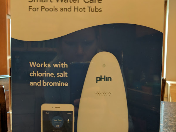 Keep Your Pool Perfectly Balanced with pHin #review