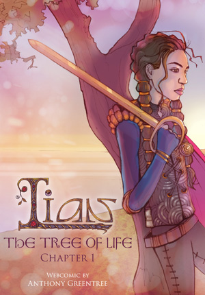 Lian Webcomic, The Tree of Life. Chapter 1