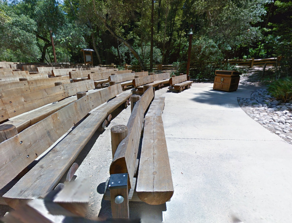 Pfeiffer Big Sur State Park Wedding Venue