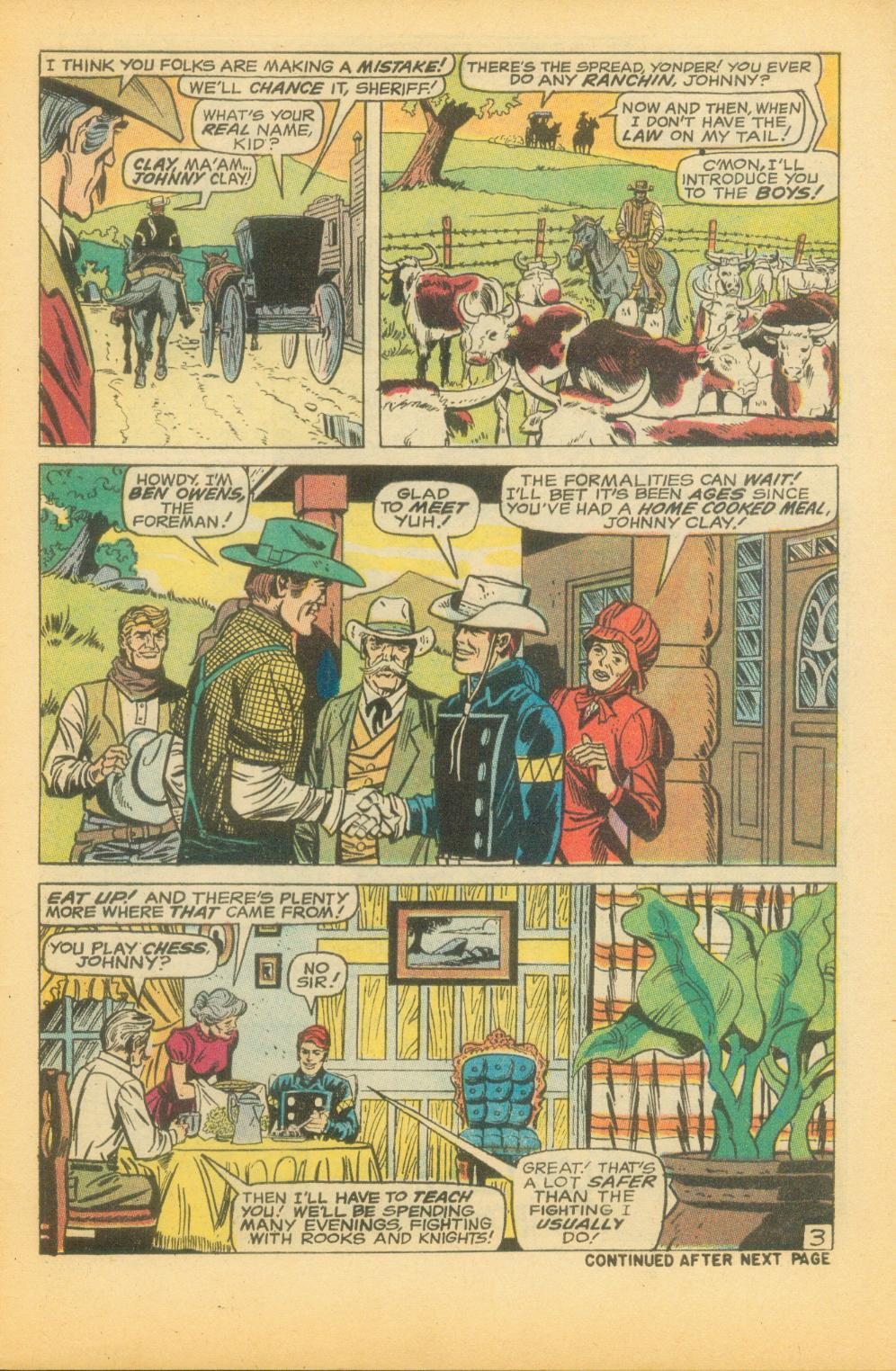 The Rawhide Kid (1955) issue 73 - Page 6