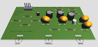 Super Bass Tone Control Circuit