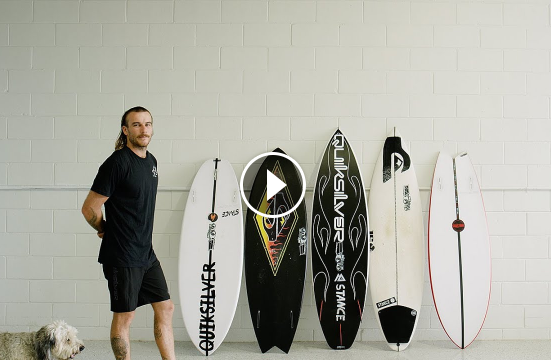 Mikey Wright s R D Quiver Reveals Some Exciting Boards Coming in 2020