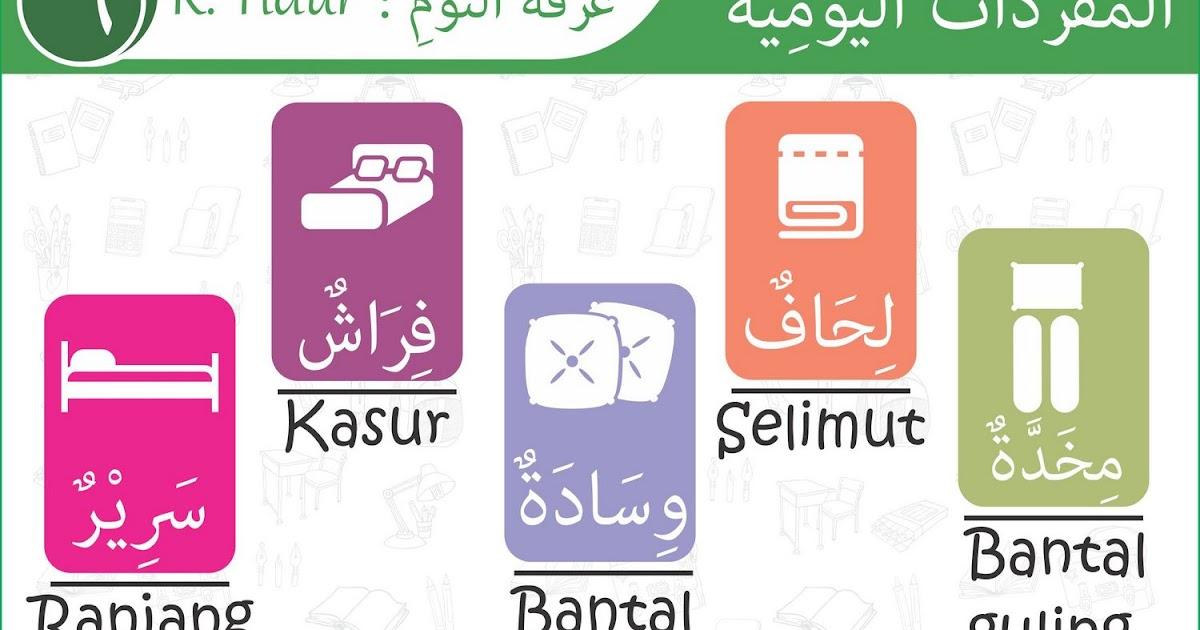 Kosakata Harian Bahasa Arab 006 Rumah Dan Ruang Tidur Tutorial
