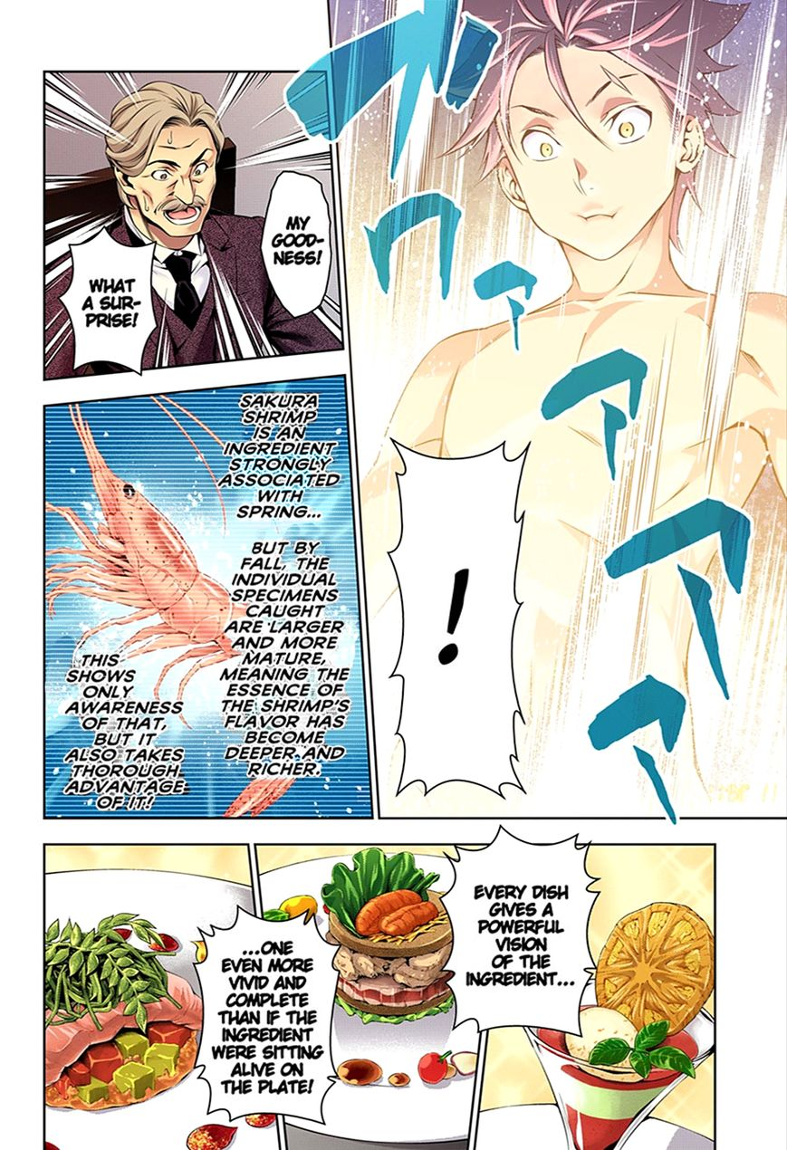 Shokugeki no Soma - Chapter 167