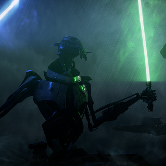 GENERAL GRIEVOUS Wallpaper Engine