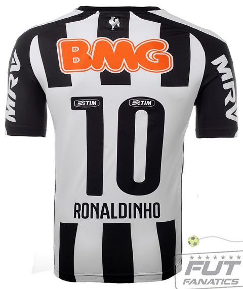 Puma Apresenta As Novas Camisas Do Atletico Mineiro Show De Camisas