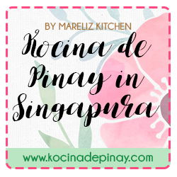 Grab button for Kocina De Pinay In Singapura