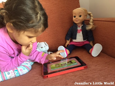 Review - My Friend Cayla talking interactive doll