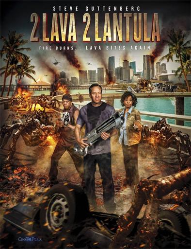 Ver 2 Lava 2 Lantula! (2016) Online
